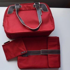 Acme Made Set of 3 Red Bags